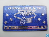 Cyber one - H.Stroucken &zn. - Blauw