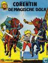 Comic Books - Corentin - De magische dolk