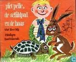 Comic Books - Piet Pelle - Piet Pelle, de schildpad en de haas