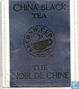 Sachets et étiquettes de thé - Second Cup - China Black Tea