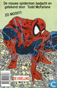 Comic Books - Spider-Man - Tombstone territorium