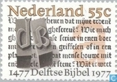 Delft Bible 1477-1977