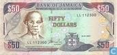 Jamaïque 50 dollars