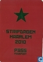 Stripdagen Haarlem 2010 Pass - Passport