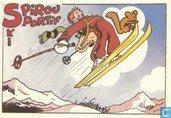 Ski - Spirou sportif