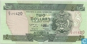 Solomon Islands 2 Dollars