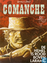 Comic Books - Comanche - De hemel is rood boven Laramie