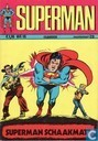 Comics - Superman [DC] - Superman schaakmat