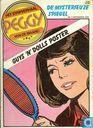 Comic Books - Peggy (tijdschrift) - De mysterieuze spiegel