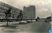 Beverwijk, Plantage en Torenflat