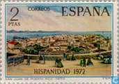 Spanisch-Amerikanischen Geschichte