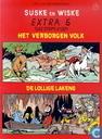 Comic Books - Willy and Wanda - Het verborgen volk + De lollige lakens