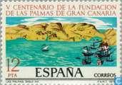 500 jaar Las Palmas