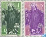Europa – Benedictus van Nursia
