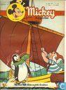 Bandes dessinées - Mickey Magazine (tijdschrift) - Mickey Magazine 192