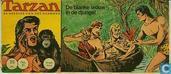 Strips - Jongens van het zilvermeer, De - De blanke vrouw in de djungel