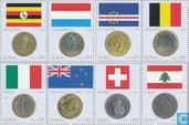 2006 Flags and coins (VNG 227)