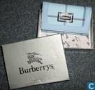 Portefeuille met sleutelgedeelte Burberrys