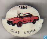 1964 Glas S 1004 [rood]