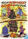 Vrolijk kerstfeest - Gelukkig nieuwjaar