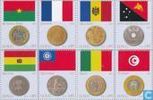 2007 Flags and coins (VNG 229)