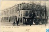 Hotel Ter Burg en Op.Lag.School - Beverwijk