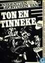 Comic Books - Ton en Tinneke - Negentien avonturen van Ton en Tinneke