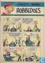 Comic Books - Robbedoes (magazine) - Robbedoes 599
