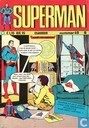 Comic Books - Superman [DC] - De dood waart door Metropolis!