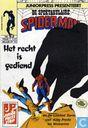 Strips - Spider-Man - Het recht is gediend