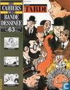 Les cahiers de la bande dessinée 63