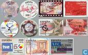 2000 Postzegeltentoonstelling España 2000 (SPA 1254)