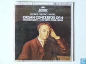 Händel Orgel Concerten Op.4
