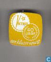 Victrix 40 jaar geel
