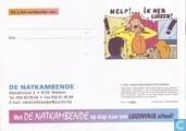 Comic Books - Natkambende, De - De Natkambende - 1ste leerjaar
