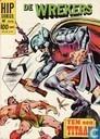 Comics - Rächer, Die - Tem een Titaan