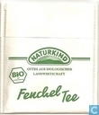 Tea bags and Tea labels - Naturkind - Fenchel Tee