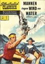 Mannen tegen wind en water