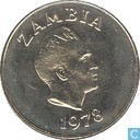 Zambia 10 ngwee 1978