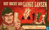 Bandes dessinées - Eric, l'Homme du Nord - Het recht der lange lansen