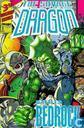 Savage Dragon Battles Bedrock