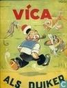 Comics - Vica - Als duiker