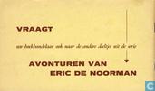 Strips - Eric de Noorman - De onwillige held