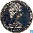 British Virgin Islands 50 cent 1980