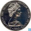 Britse Maagdeneilanden 50 cents 1980