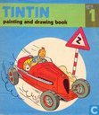 TinTin painting and drawing book 1
