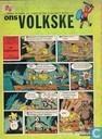 Bandes dessinées - Ons Volkske (tijdschrift) - 1972 nummer  2