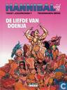 Bandes dessinées - Hannibal Vijf - De liefde van Doenja