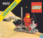 Lego 6822 Space Digger