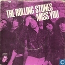 Disques vinyl et CD - Rolling Stones, The - Miss you